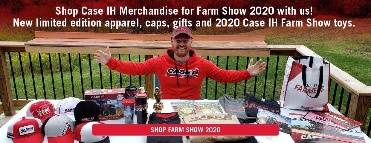 Shop Case IH Farm Show 2020