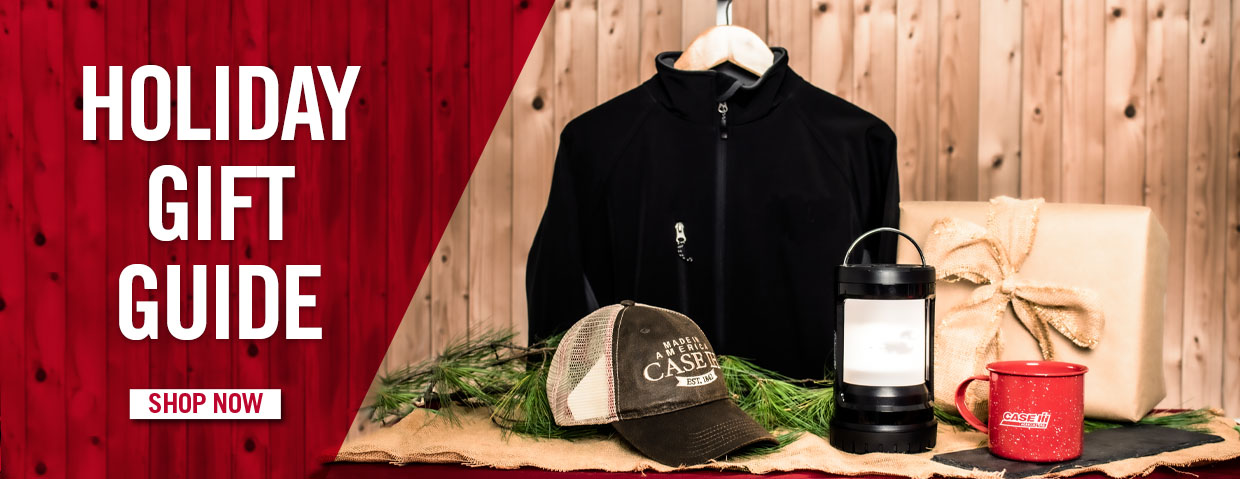 Shop Case IH Holiday Gifts